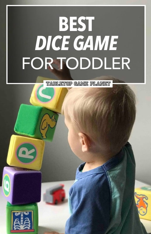 Dice games for toddlers