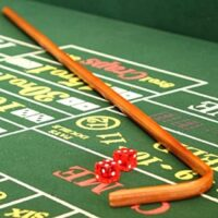 Play craps with dice