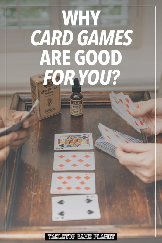 Are card games good
