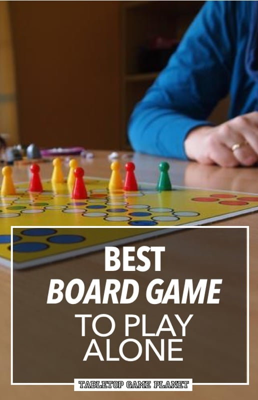 Best board games to play by yourself