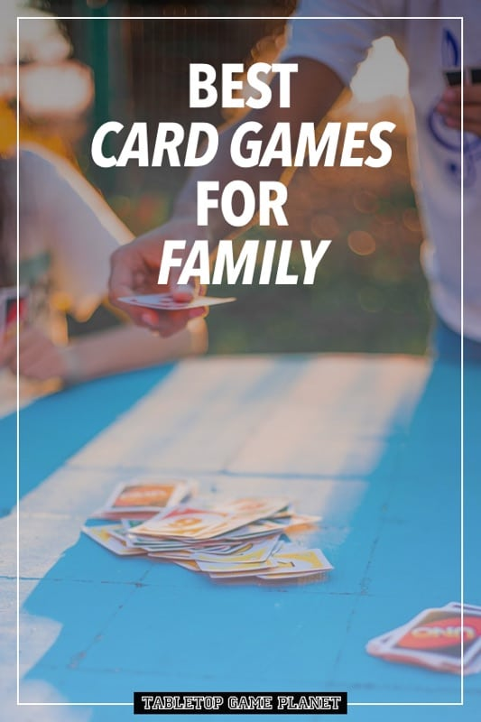 Best card games for family