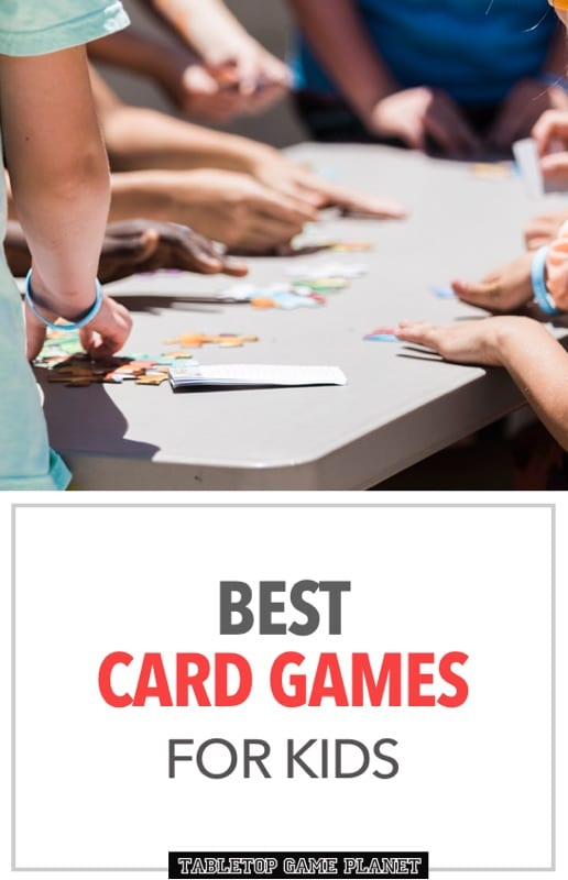 Best card games for kids