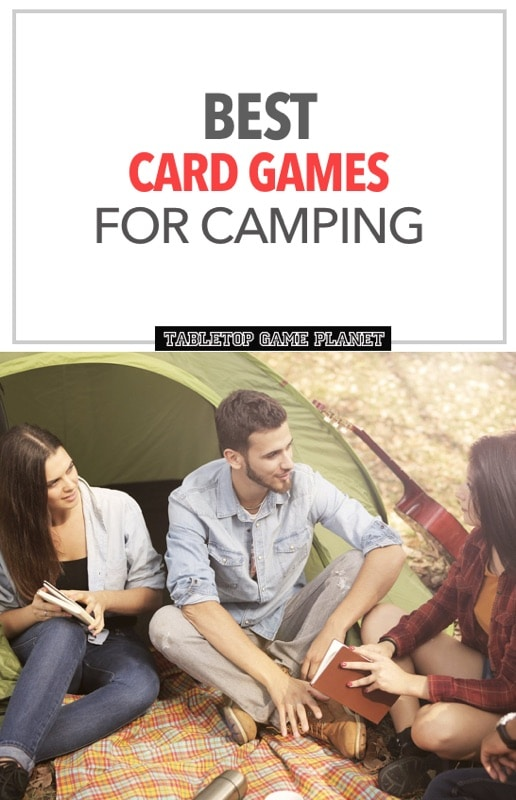 Best card games for camping