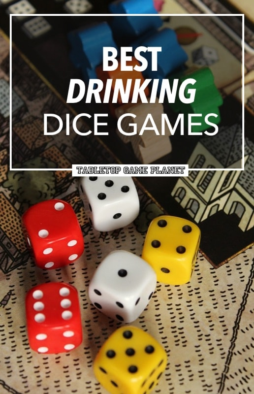 Best drinking dice games