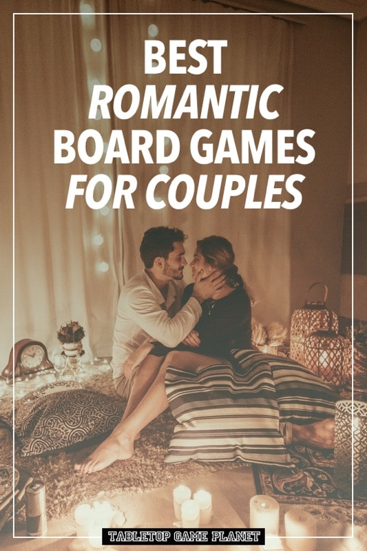 Best romantic board games for couples to play