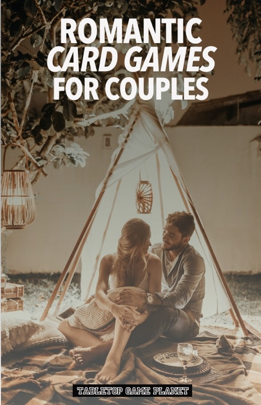 Best romantic card games for couples