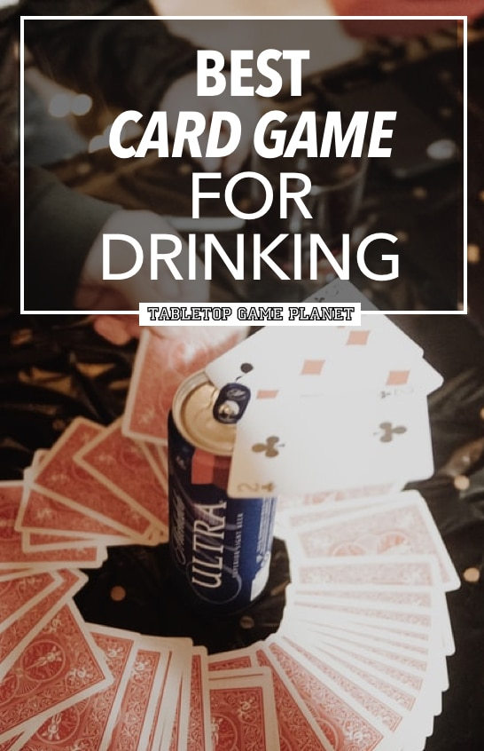 Best card games for drinking