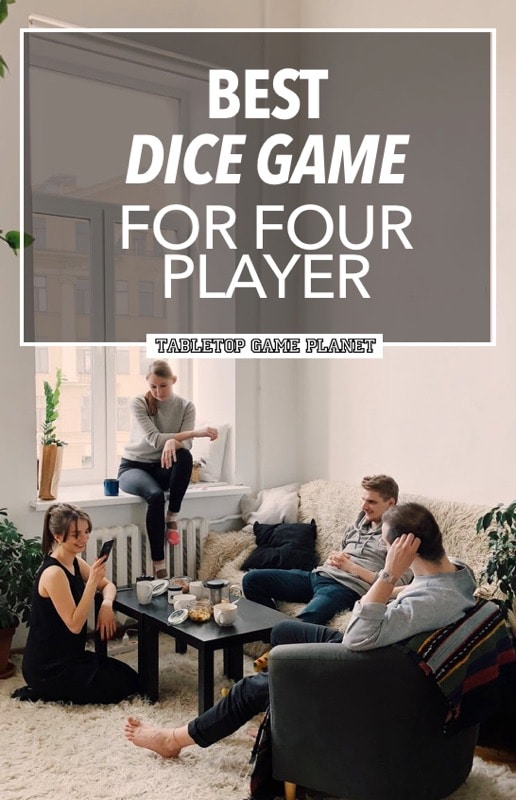 Best dice games for four players