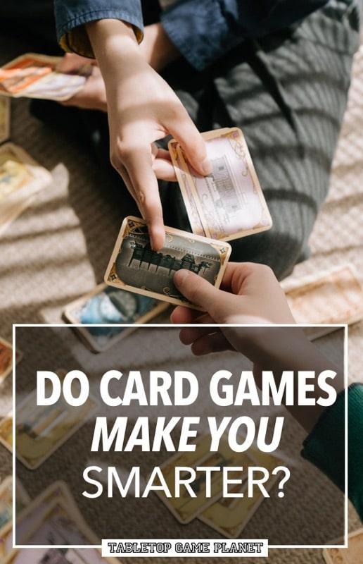How do card games make you smarter?