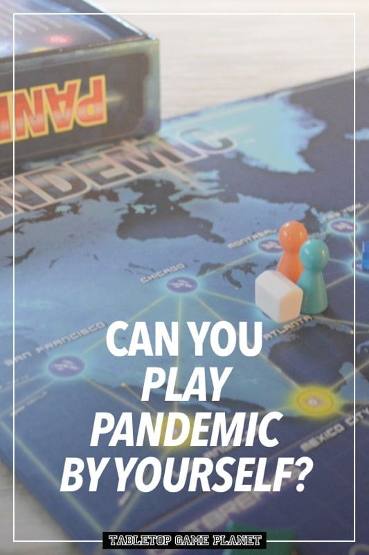 How to play Pandemic by yourself