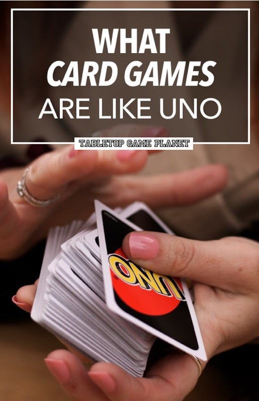 What card games are like Uno