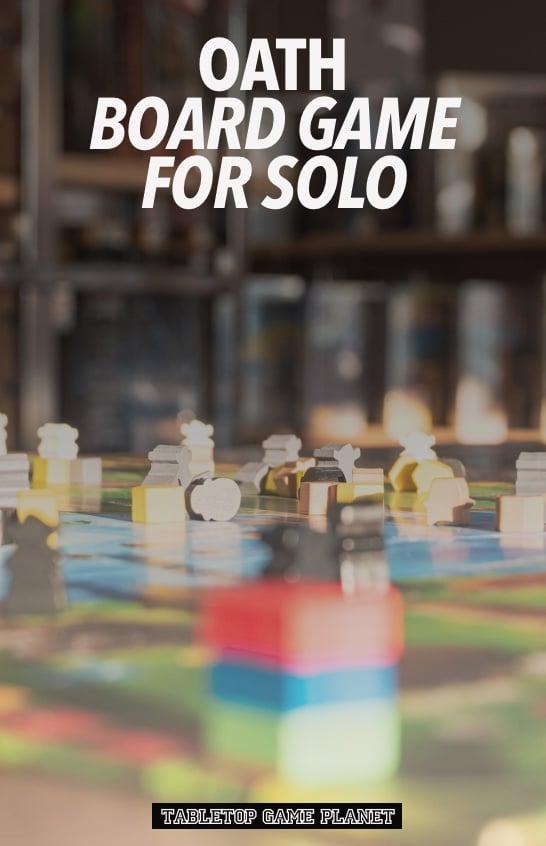 Oath board game solo