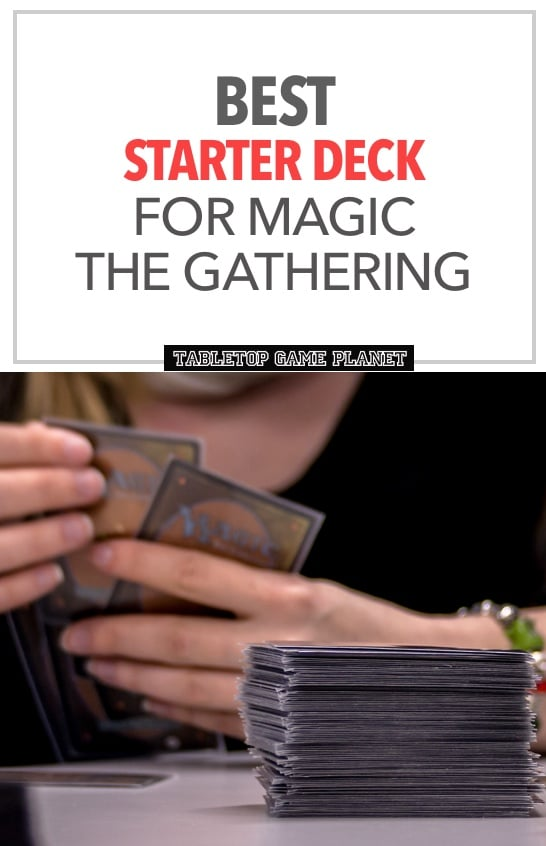 Best starter deck for Magic the Gathering