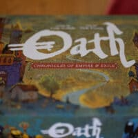 Best way to play Oath board game
