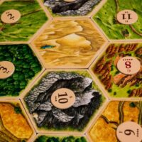 Can you run out of settlements on Catan