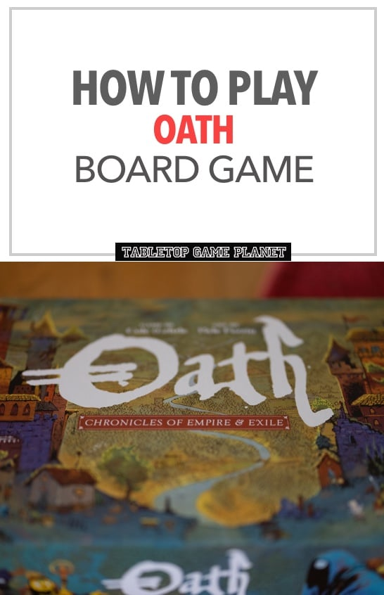 How to play Oath board game