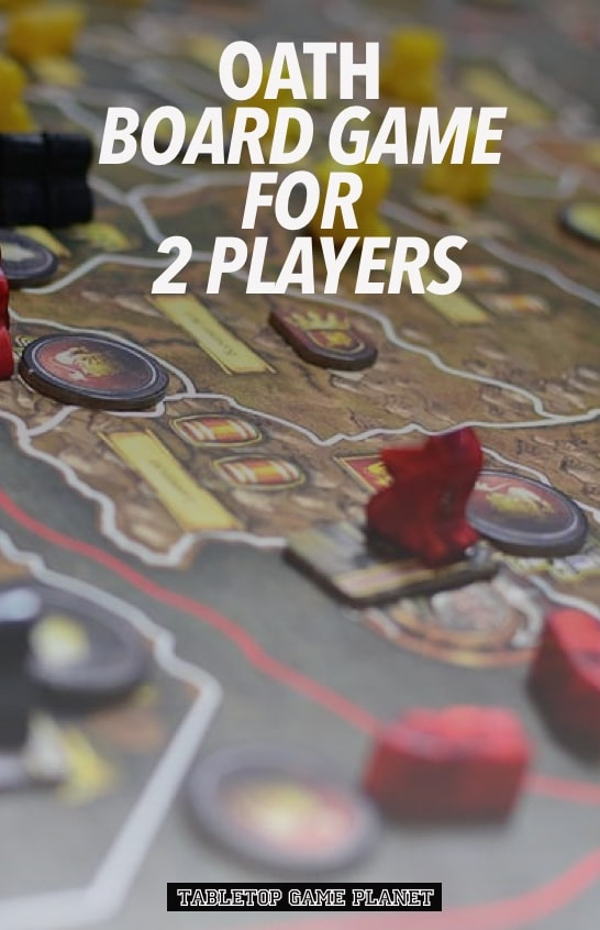 Is Oath board games for 2 players
