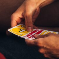 Power cards in UNO