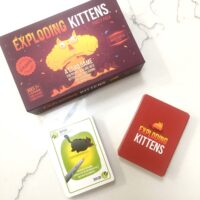 Is Exploding Kittens like UNO