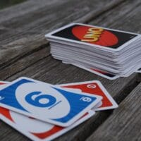 Play doubles in UNO