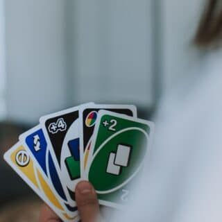 Play Reverse on a Draw 4 in UNO